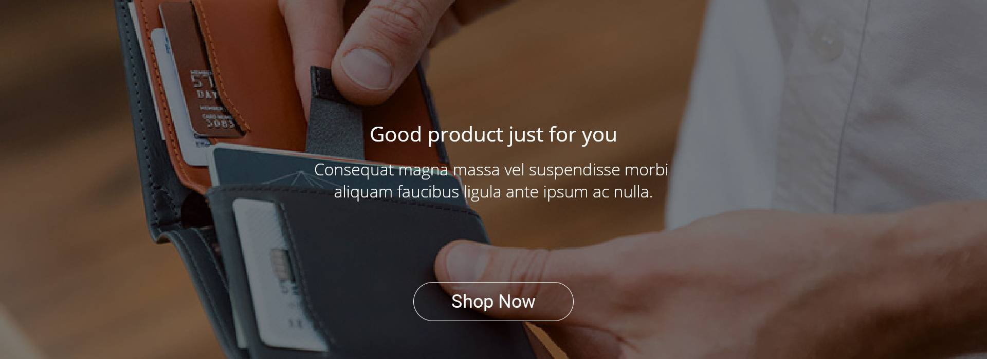 Good product just for you